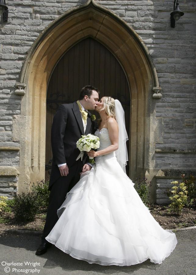 Alveston farm wedding