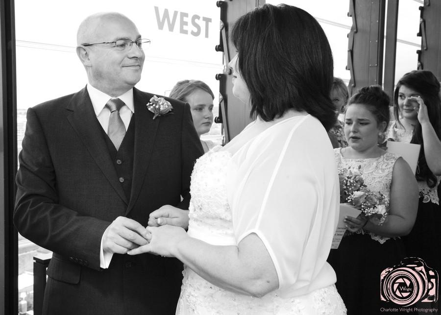 Stratford Upon Avon, RSC Tower Wedding