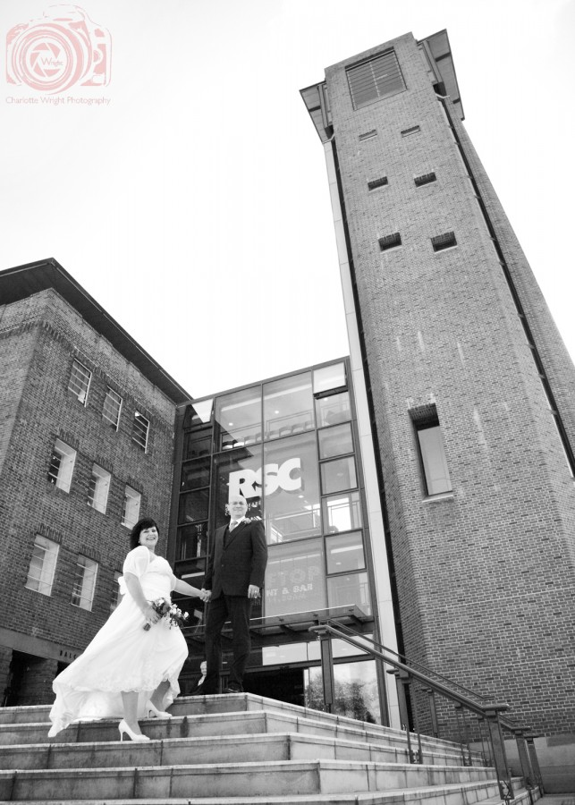 Stratford Upon Avon, RSC Wedding