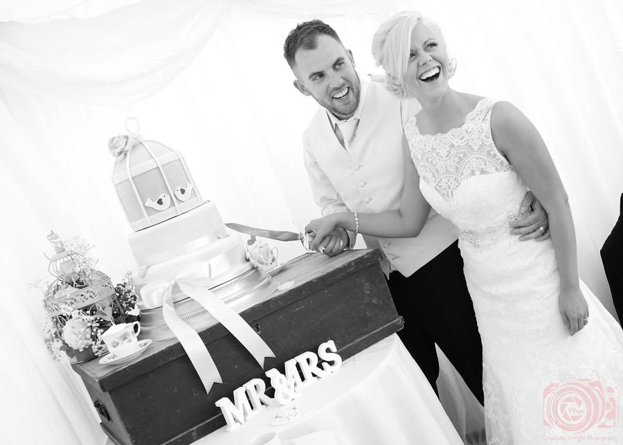Ben & Cheryl, Tredington Wedding, Warwickshire