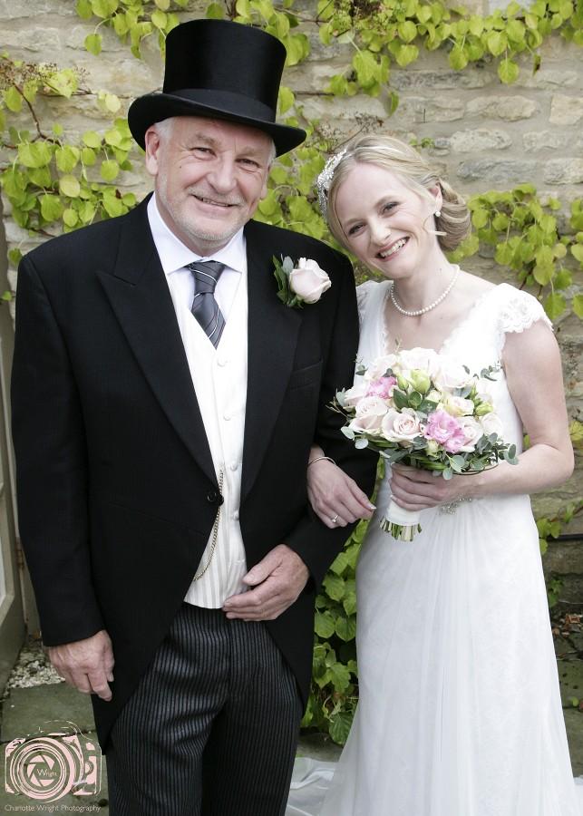 Tom & Frances' wedding Moreton
