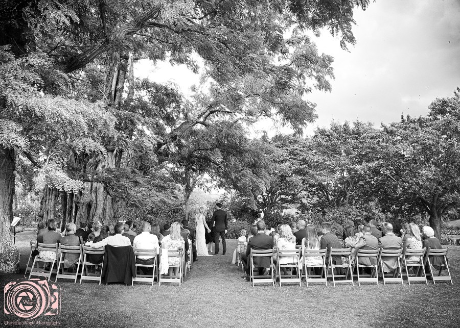 Brett & Tiff's Wedding at Talton House